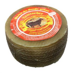 queso lominchar media curación