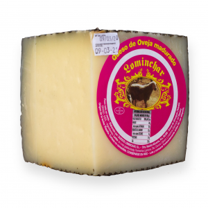 Quarter Lominchar Cheese Full-Fat Semicured