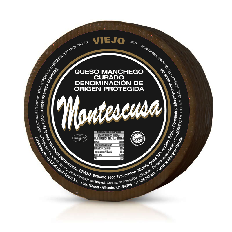 Montescusa Old Cured