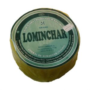 Queso Lominchar Aceite