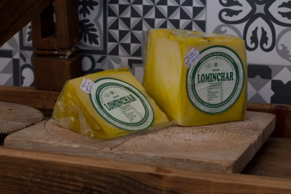 Lominchar Cheese Cured In Olive Oil