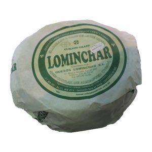 Lominchar Sheep Cheese with Lard