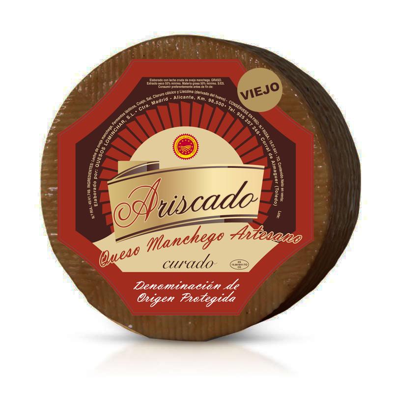 Ariscado Old Cured