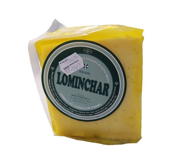 Lominchar Cheese Cured In Oil