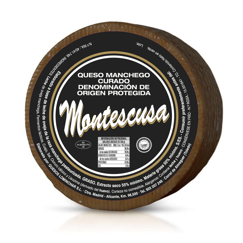 Montescusa Cured