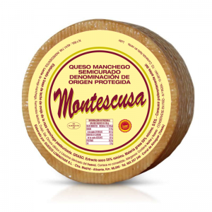 queso montescusa semicurado