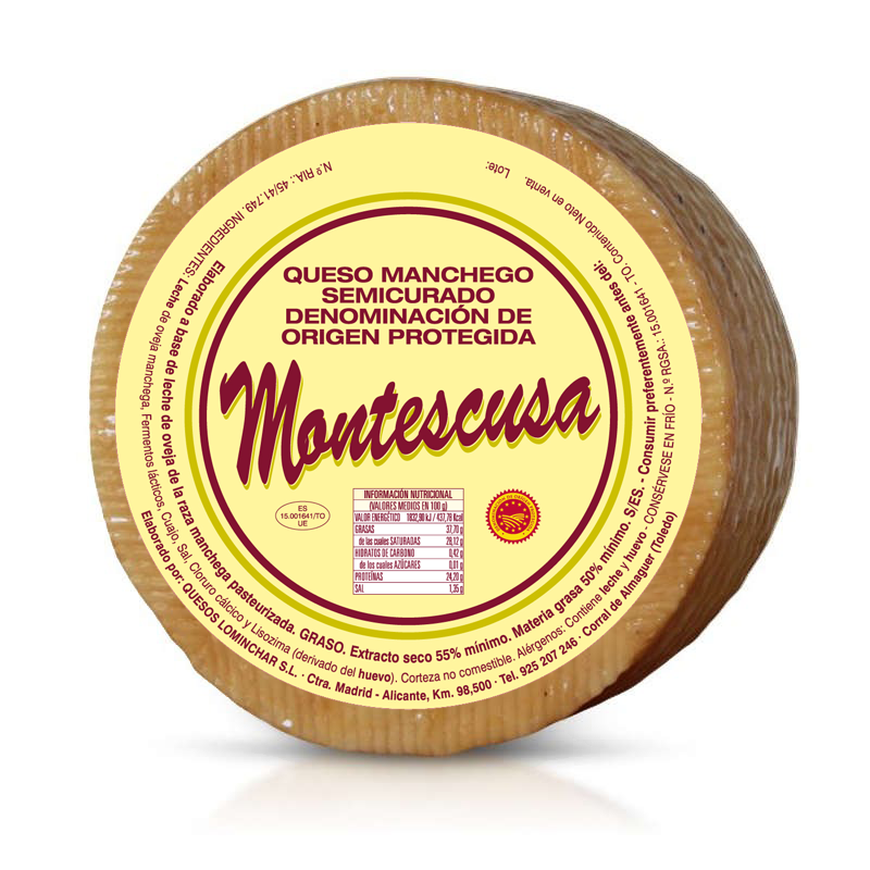 Montescusa Semicured