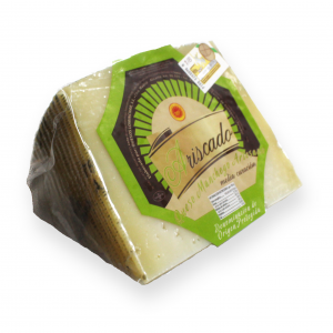 Wedge Manchego Cheese D.O.P Ariscado Semicured