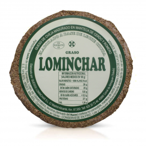Lominchar Cheese Cured In Rosemary