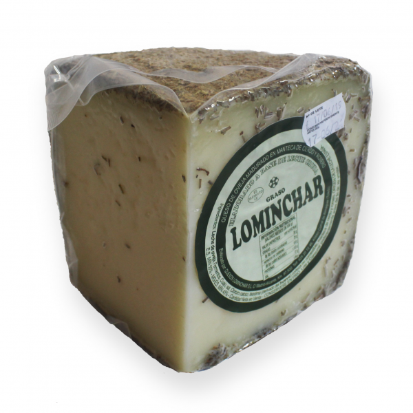 Quarter Lominchar Cured Cheese In Rosemary