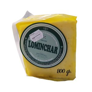 Quarter Lominchar Cured in Oil