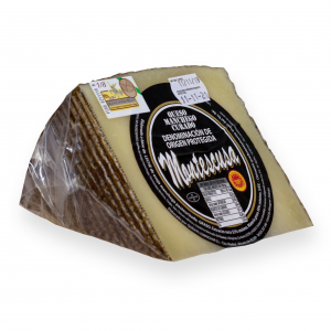 Wedge Manchego D.O.P. Cheese Montescusa Cured