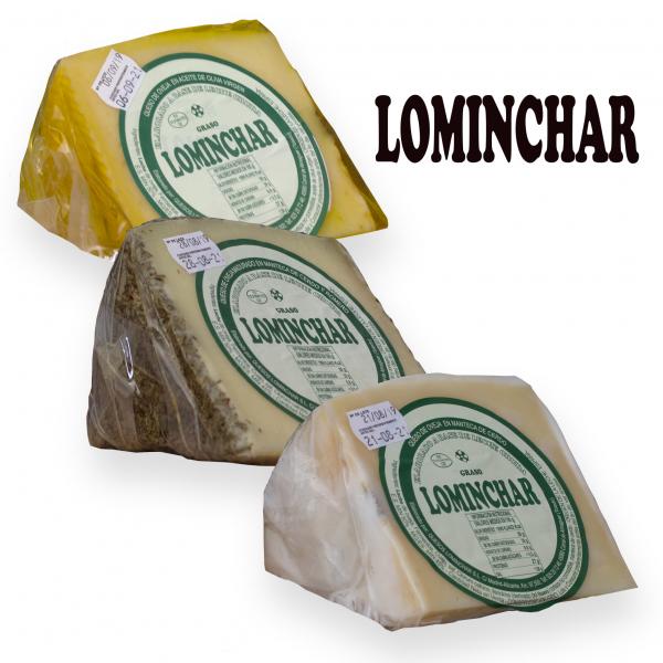 Lote Lominchar (3 Cuñas De Queso De Oveja)
